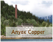 anyox copper and smelter