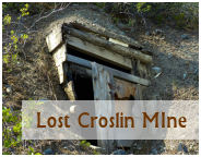 the lost croslin mine of utah