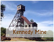 the kennedy gold mine