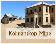 african diamonds of kolmanskop