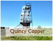 the quincy copper mine