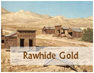 the town of Rawhide Nevada