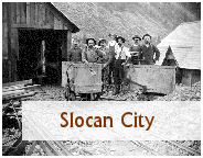 home page for lost mines, old mining camps, ghost towns & graveyards