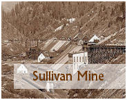 the sullivan mine in kimberly bc