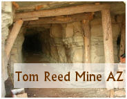 the tom reed gold mine in oatman az