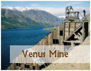 the venus mine of john conrad yukon