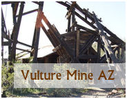 the mine and town of vulture arizona